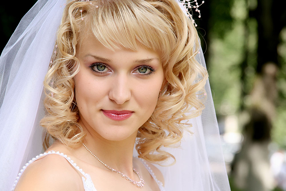 Wedding Hairstyles For Short Blonde Hair: Wedding Hair Style On Blonde Hair