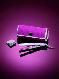 ghd Pink Hair Straighteners Christmas Gift