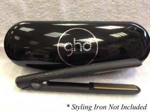 ghd hair straighteners travel case