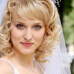 Wedding Hair on Blonde Hair