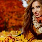 Autumnal Brown Hair